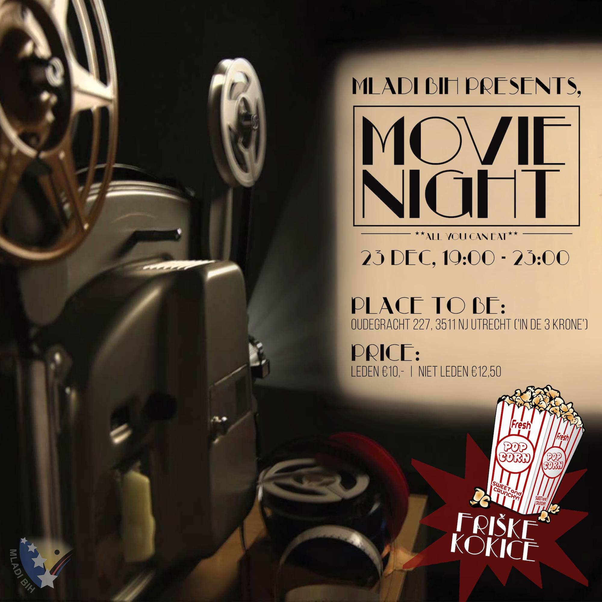 Movienight Mladi BiH 2017